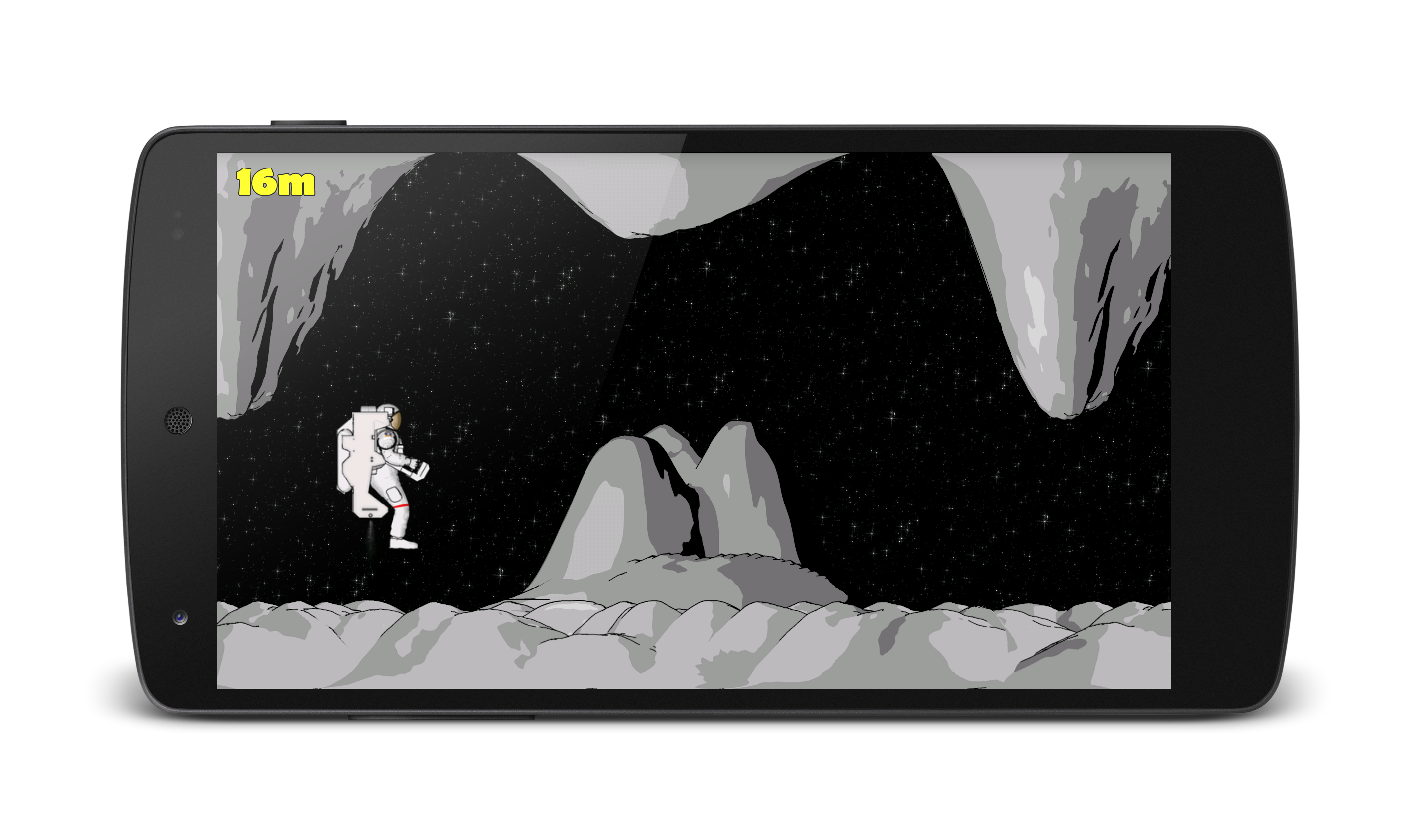 Moon Man Game for Android